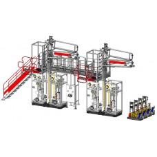 Система измерительная АСН-8ВГ Модуль Ду100 2/4
