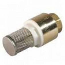 Клапан обратный пружинный с сеткой (Ду 25)