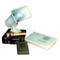 Переговорное устройство с Сапсан УМС-2,2