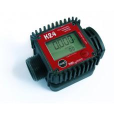 Счетчик PIUSI K24 электронный (7-120 л/мин)