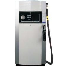 Однопостовая установка 1УТЭД для нефтепродуктов вязкостью 0.55-1.1 и 1.1-6.0 сСт (дт, бензин, керосин), измерением по объёму, длиной рукава - 4 м. и производительностью 400л/мин.